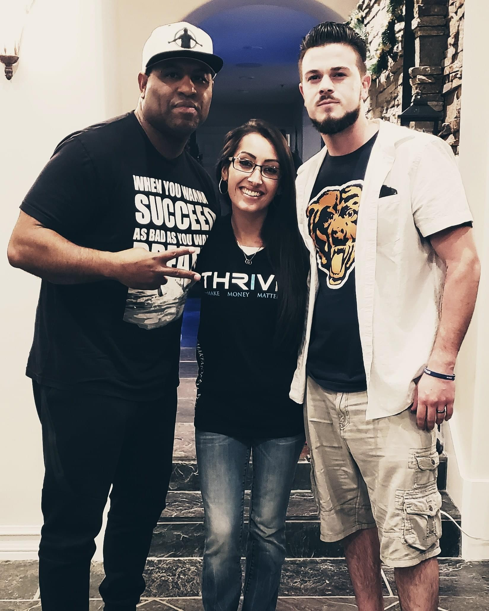 eric thomas, et the hiphop preacher